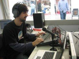Tècnic de so en Ràdio, 2009
