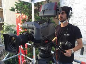 Operador de càmera de TV, 2015